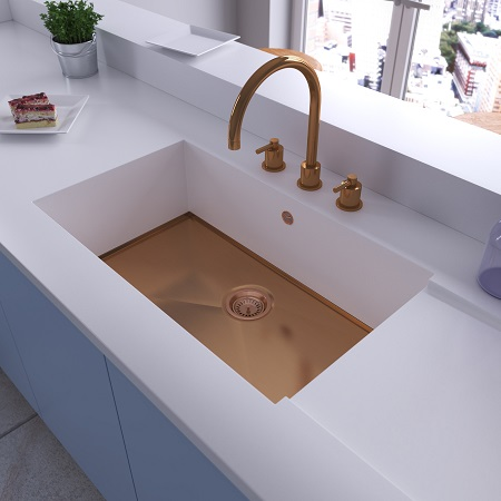 Merveilleux AXIX Seamless Technology U2013 A Revolutionary New Sink Concept From The 1810  Company